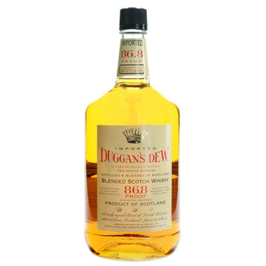 Duggan's Dew, Blended Scotch Whiskey