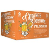 Orange Blossom PIlsner Cans