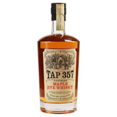 Tap 357 Canadian Maple Rye Whisky 750ml