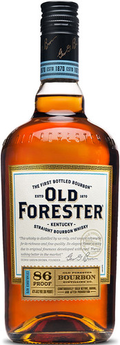 Old Forester Classic 86 Proof Kentucky Straight Bourbon Whisky 750ml