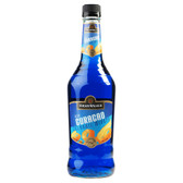 Hiram Walker Blue Curacao 750ml