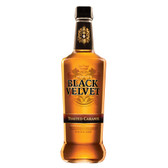 Black Velvet Toasted Caramel Flavored Canadian Whisky 750ml