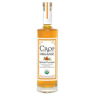 Crop Organic Spiced Pumpkin Vodka