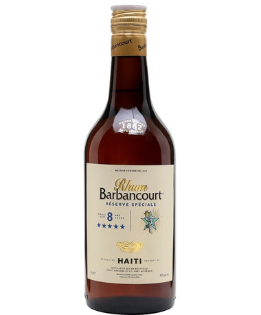 Barbancourt 8 year rhum