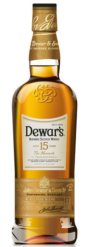 Dewars 15 Year Blended Scotch Whisky