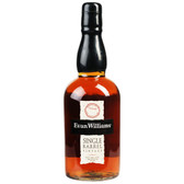 Evan Williams Vintage Single Barrel Bourbon 750ml