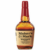 Maker's Mark Kentucky Straight Bourbon Whisky 750ml