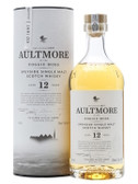 Aultmore 12 Year Speyside single Malt Scotch Whiskey
