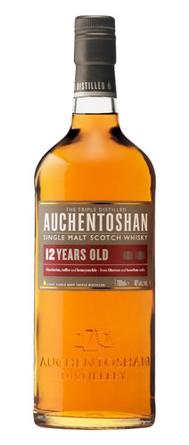 Auchentoshan 12 Year Lowland Single Malt Whisky