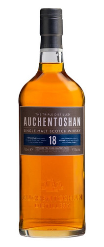 Auchentoshan 18 Year Lowland Single Malt Scotch Whisky