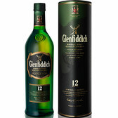 Glenfiddich 12 Year Single Malt Scotch Whisky 1.75L
