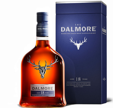 Dalmore 18 Year Highland Single Malt Scotch Whisky