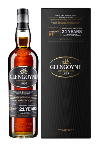 Glengoyne 21 Year Highland Single Malt Scotch Whisky