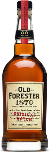 Old Forester 1870 Original Batch Straight Bourbon