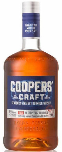 Coopers Craft Straight Bourbon