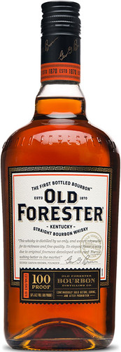 Old Forester Signature 100 Proof Bourbon 750ml