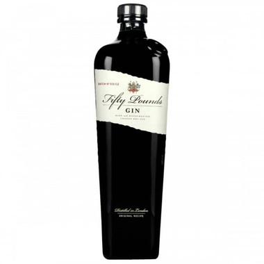 Fifty Pounds London Gin 750ml