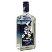 Captain Morgan Parrot Bay Coconut Rum 90 Proof 1.75L