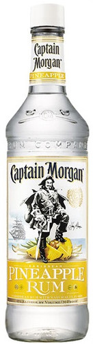 Captain Morgan Pineapple Flavored Rum