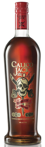 Calico Jack 94 Proof Rum 750ml