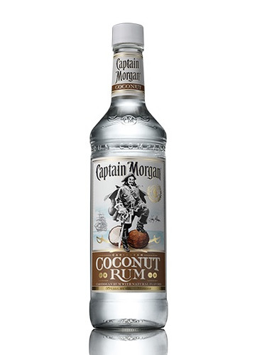 Captain Morgan Coconut Flavored Rum 750ml