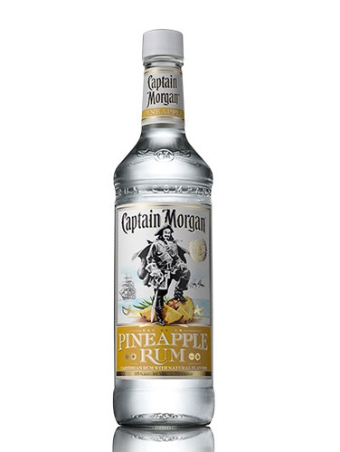 Captain Morgan Pineapple Flavored 750ml