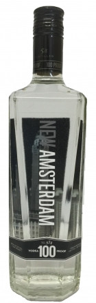New Amsterdam 100 Proof Vodka 750ml