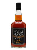 The Real McCoy 12 Year Rum 750ml