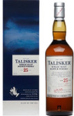 Talisker 25 Island Single Malt 750ml