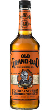 Old Grand Dad Whiskey
