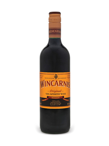 Wincarnis English Aperitif Wine