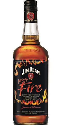 Jim Beam Kentucky Fire 1.75L