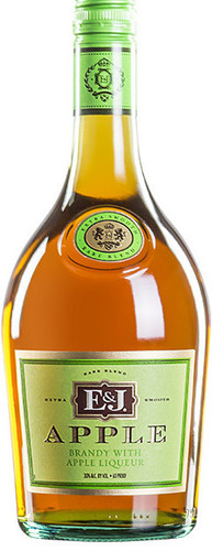 E and J Apple Brandy 750ml