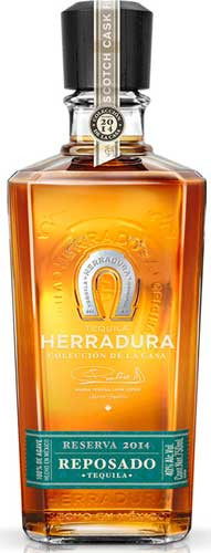 Herradura Reposado Scotch Cask Tequila 750ml
