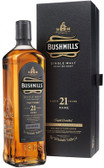 Bushmills 21 Year Old Single Malt Irish Whiskey 750ml