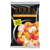 Terra Exotic Vegetable Chips  Original 8oz