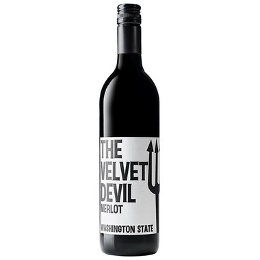 "Charles Smith ""The Velvet Devil"" Merlot"