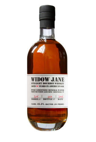 Widow Jane bourbon 750ml