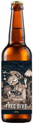 Coppertail 'Free Dive' IPA