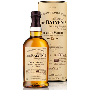 Buy The Balvenie DoubleWood 17YO Single Malt Scotch Whisky - Caskers