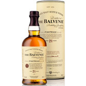 Balvenie Portwood 21 Year Old Speyside Scotch Whisky 750ml