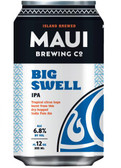 MAUI Brewing Big Swell IPA can 12oz 6-pack