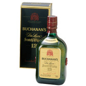 Buchanans De Luxe 12 Year Scotch Whisky 750ml