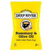Deep River Rosemary Olive Oil Deep Kettle Cooked Potato Chips