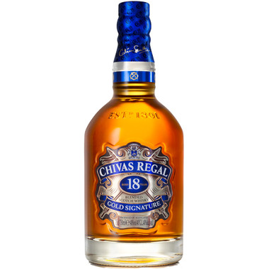 Chivas Regal 18 Year Old Blended Scotch Whisky 750ml
