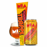 MIA Beer Company 'Tourist Trappe' 12oz 6-Pack Cans