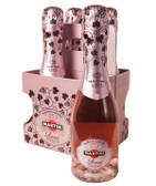 Martini & Rossi Asti Rose 4 Pack 187ml