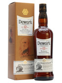 Dewars 12 Year Blended Scotch Whisky 750ml