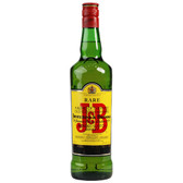 J and B Rare Blended Scotch Whiskey 750ml