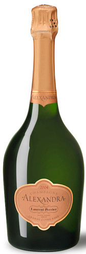 Laurent Perrier Alexandra Rose 2004 750ml